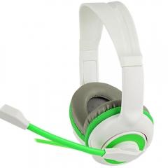 音王子 YWZ-A69 台式电脑耳机头戴式游戏 语音耳麦带话筒护耳式