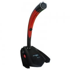 音王子  YWZ-G33台式电脑麦克风 k歌YY语音专用录音电容笔记本话筒 黑色