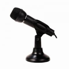 音王子ywz-307m台式电脑麦克风K歌录音卡拉OK话筒YY语音聊天麦 白色
