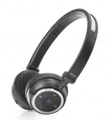 漫步者 W670BT 头戴式无线蓝牙耳机麦克风 黑色