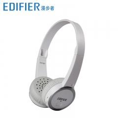 漫步者 W570BT 立体式无线蓝牙V4.0耳机多功能可充电耳麦 白色