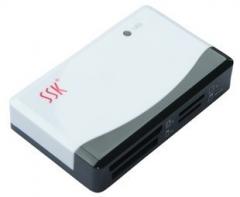 SSK飚王 奔腾 ALL in 1 SCRM010 读卡器 USB2.0 全能王