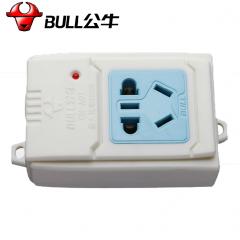 公牛 GN-A01 单孔无线 插座接线板排插 无线