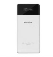 品胜TS-D195 LCD电库15000mAh(Smart)(苹果白)  移动电源