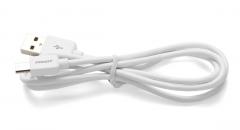 品胜  MOTO-2A 数据充电线 1000mm 白色