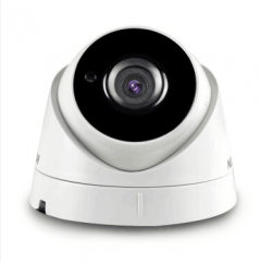 海康威视 DS-2CE56C3T-IT3 130万红外半球同轴高清/模拟监控摄像机 2.8MM