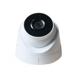 海康 DS-2CE56D1T-IT3F 200万半球红外同轴高清/模拟监控摄像机 6MM