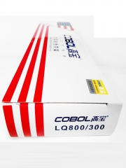 高宝色带适用Epson LQ300/800/300K+/580K色带架 (含色带芯)