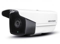 海康威视  DS-2CD1201D-I5(B) 100万双灯红外网络高清摄像头 6MM