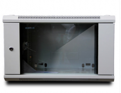 图腾机柜 W26406 网络小机柜 实物为黑色【不带托盘】