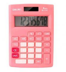 得力  1121A   计算器(颜色随机)