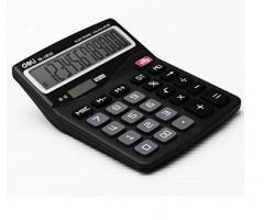 得力   1210   桌面型计算器