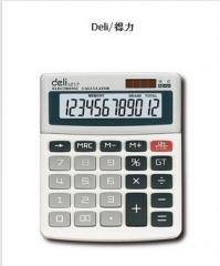 得力 1217  计算器