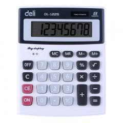 得力 1225   桌面型计算器