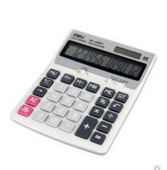 得力  1507   桌面计算器