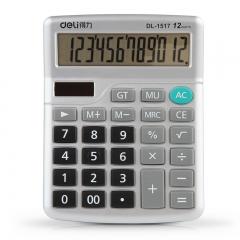 得力  1517   桌面计算器