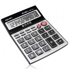 得力 1526  语音计算器