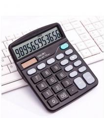 得力  837ES   桌面计算器