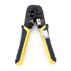 台湾三堡  HT-568  双用网线钳子