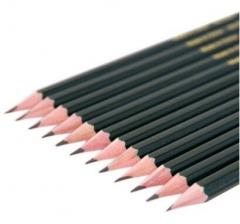 得力 7083 铅笔HB 12支/盒