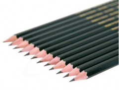 得力 7084 铅笔2B 12支/盒