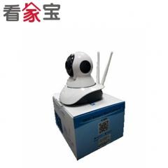 WIFI 智能插卡摄像机IPC-8613-Q5(T) 摇头机,看家神器130万 双天线
