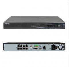 海康威视 DS-7808NB-K2/8P 8路H.265网络硬盘录像机 带POE供电