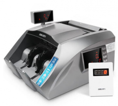 得力 3910A国标B类银行专用点验钞机 USB升级