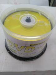 香蕉 DVD 光盘(50/桶)