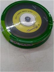 香蕉 双黑CD光盘 (10/桶)