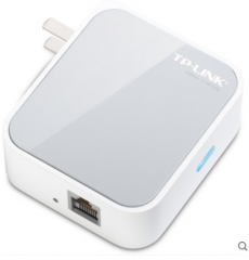 TP-LINK TL-WR700N 迷你无线路由器 便携家用随身wifi信号放大器