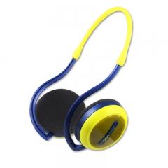 声籁 EM506I重低音手机耳机 黄色