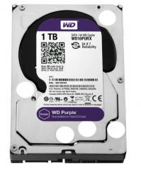 西部数据WD 1TB 西数紫盘  1000G 监控硬盘(WD10PURX)
