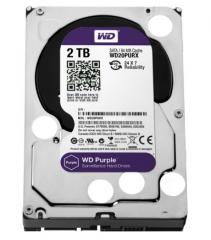 西部数据 WD 2TB 西数紫盘 2000G 监控硬盘(WD20PURX)