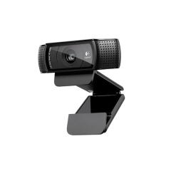 罗技  C920   主播美颜摄像头 高清网络摄像头 黑色