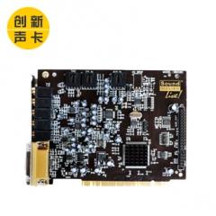 创新技术 SB-0060 5.1 PCI内置声卡【不退不换 正常售后】