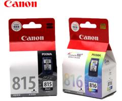 佳能 PG-815 原装墨盒(适用IP2780 2788 MP288 236 MX348 358)