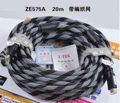 Z-TEK力特 HDMI高清线 20米