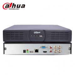 大华 DH-HCVR4104HS-V4 四路同轴HDCVI硬盘录像机模拟高清监控主机