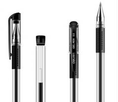 得力 6600 中性笔 0.5mm 12支/盒