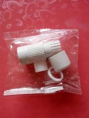网络摄像机水晶头防水护套 网口连接头防水帽