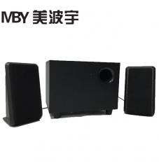 美波宇M22 USB供电低音炮