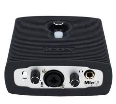 艾肯 ICON MICU VST LIVE 专业外置K歌直播外置声卡【不退不换 正常售后】