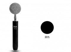 ISK P33 免电源K歌电容麦克风 电容话筒【不退不换 正常售后】 黑色