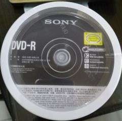 索尼/SONY DVD+R 刻录光盘