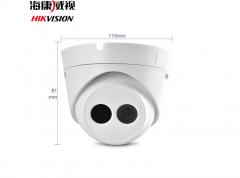 海康威视  DS-2CD1311D-I 130万红外半球网络高清摄像机 4MM