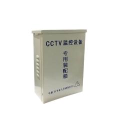 监控防水箱 FYX-A   0.6厚材料 CCTV监控系统专用装配箱