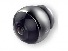 萤石 CS-C6P-7A3WFR 300万互联网全景摄像机 四分屏看家看店 焦距1.2mm