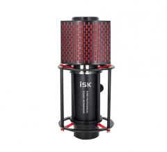 iSK S600 火箭筒 专业电脑录音K歌电容麦克风【不退不换 正常售后】