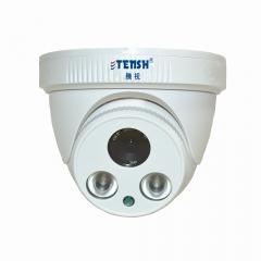 腾视IPC2MP-SLBQ-HK-2D-T-V1 200万H.265+红外双灯网络高清摄像机 6MM